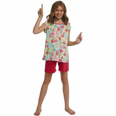 Piżama dziewczęca Cornette 358/79 Cactus