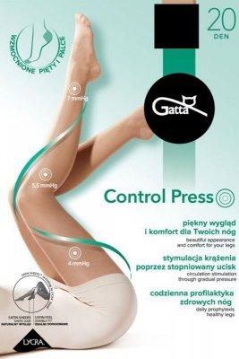 Rajstopy damskie Gatta Control Press