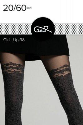 Rajstopy damskie Gatta Girl-Up 38