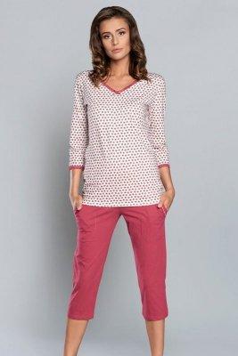 Piżama damska Italian Fashion Mariola r.3/4 sp.3/4
