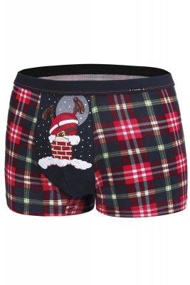 Bokserki Cornette Merry Christmas Too fat