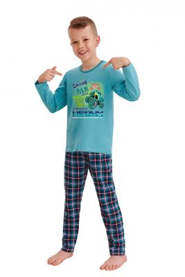 Piżama chłopięca Taro Leo 2343 122-140 Z'20