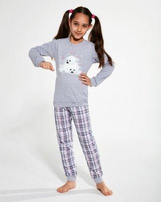 Piżama dziewczęca Cornette Young Girl 592/132 Seals 134-164