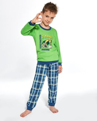 Piżama chłopięca Cornette Kids Boy 593/103 Machine 86-128