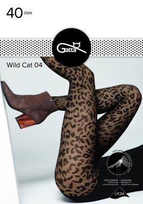 Rajstopy damskie Gatta Wild Cat wz.04 40 den