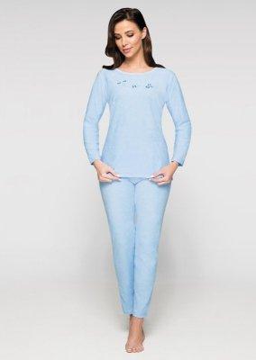 Piżama damska Regina 925 2XL