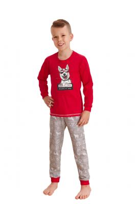 Piżama chłopięca Taro Miłosz 856  86-116 Z'20