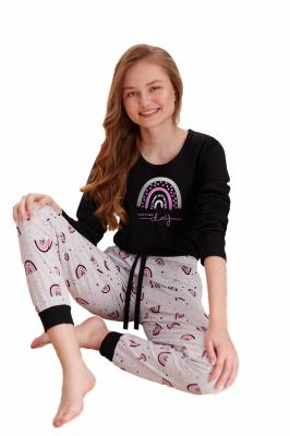 Piżama dziewczęca Taro Nora 2250 146-158 Z'20