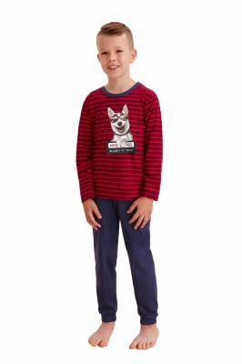 Piżama chłopięca Taro Max 281 122-140 Z'20