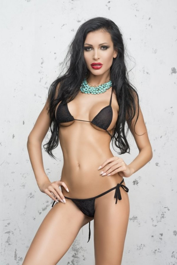 Mini bikini Costa Brava Black Me Seduce