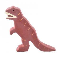 Tikiri, gryzak zabawka kauczukowa t-rex
