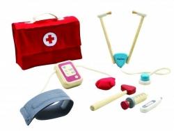 Plan toys, drewniany zestaw mały doktor