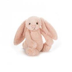 Jellycat, królik pudrowy róż 31cm