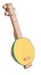 Plan Toys, drewniane banjolele