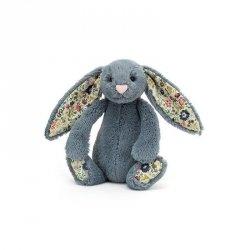 Jellycat, królik blossom blush 18cm
