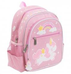 A Little Lovely Company, plecak z jednorożcem, + zawieszka