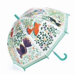 Djeco, parasol, ptaki i kwiaty
