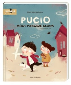 NK, książeczka edukacyjna Pucio mówi pierwsze słowa
