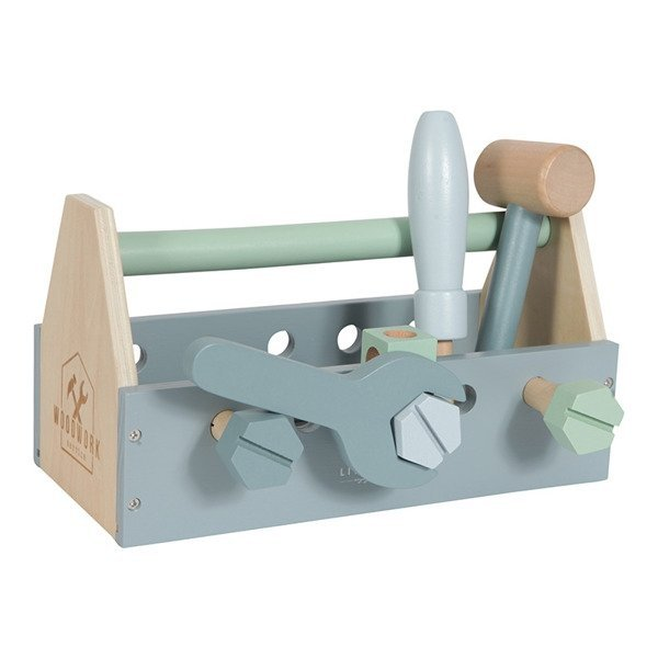 Little Dutch, skrzynka z narzędziami