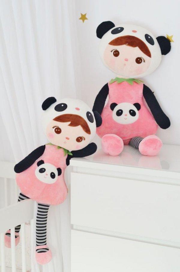 Metoo, lalka Panda, 45cm,
