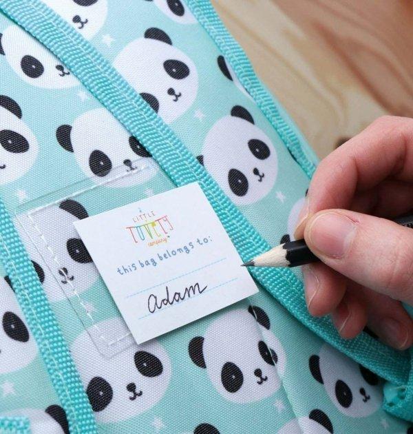A Little Lovely Company, plecaczek pandy