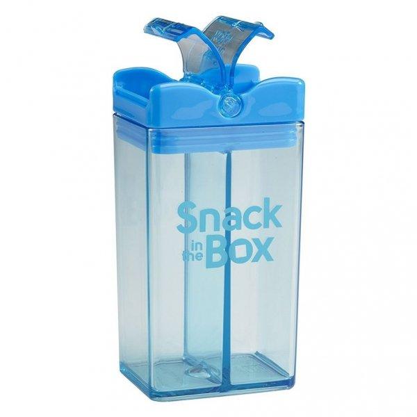 Snack in the box, niebieski, 355ml,