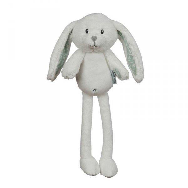 Little Dutch, przytulanka Advnture, króliczek 30cm, miętowy