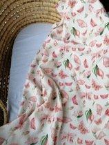 Cuddle Dreams, otulacz bambusowy - Motyle, mały
