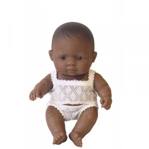 lalka chłopiec, Latynos 21cm, Miniland