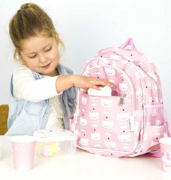 A Little Lovely Company, plecak kotki,