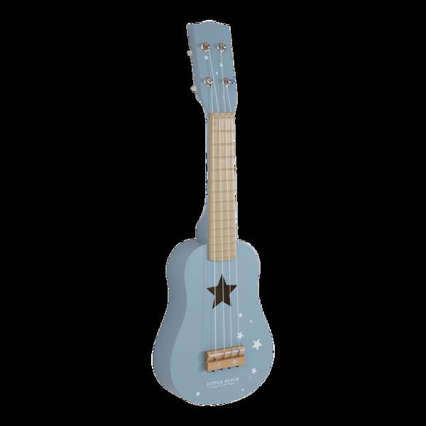 Little Dutch, gitara niebieska