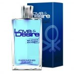 Feromony Love & Desire męskie - 100 ml