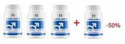 Zestaw promocyjny Dłuższy być nie może - czwarte opakowanie tabletek Penilarge za 50%