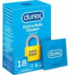 Durex Extra Safe (1 op. / 18 szt.)