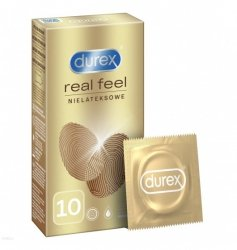 Prezerwatywy Durex Real Feel A10