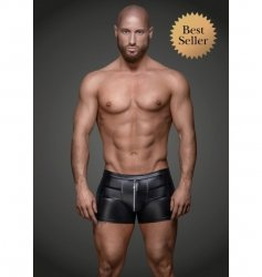 H006 Sexy shorts with hot details L