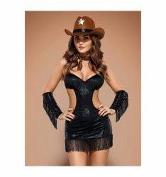 Obsessive Sheriffia kostium L/XL
