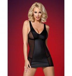 823-DRE-1 sukienka czarna S/M
