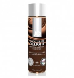 System JO H2O Lubricant Chocolate 120 ml - lubrykant na bazie wody o smaku czekoladowym