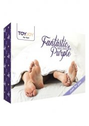 Fantastic Purple Sex Toy Kit
