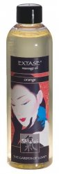 Shiatsu Massage Oil Extase - Orange 250 ml/66001