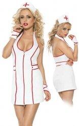 Nurse Costume S-M/White
