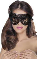 Roxana Eye mask O-S/black