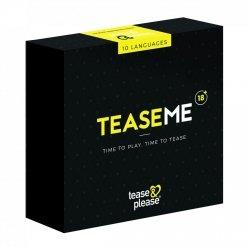 Tease&Please Xxxme Teaseme Time To Play, Time To Tease - gra erotyczna dla par