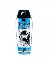 Shunga - Toko Lubricant Exotic 165 ml  lubrykant na bazie wody o smaku owoców egzotycznych