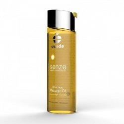 Swede Senze Massage Oil - olejek do masażu 150 ml (pomarańcza - lawenda)