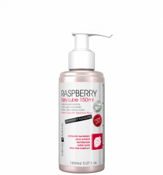 LOVELY LOVERS RASPBERRY Tasty Lube 150ml - lubrykant o smaku malinowym