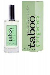 Taboo Sensual 50ml - perfumy z feromonami - męskie