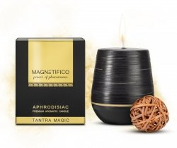 Aromatyczna świeca z feromonami MAGNETIFICO Aphrodisiac Candle Tantra Magic