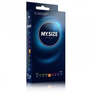 MY.SIZE Pro 57 mm - Prezerwatywy (1op./10szt.)